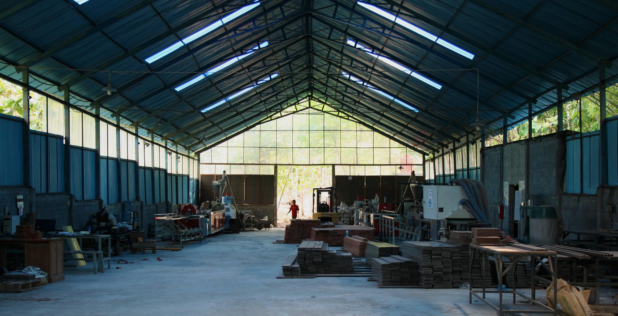WPC Factory Yogyakarta Bantul Destination Green